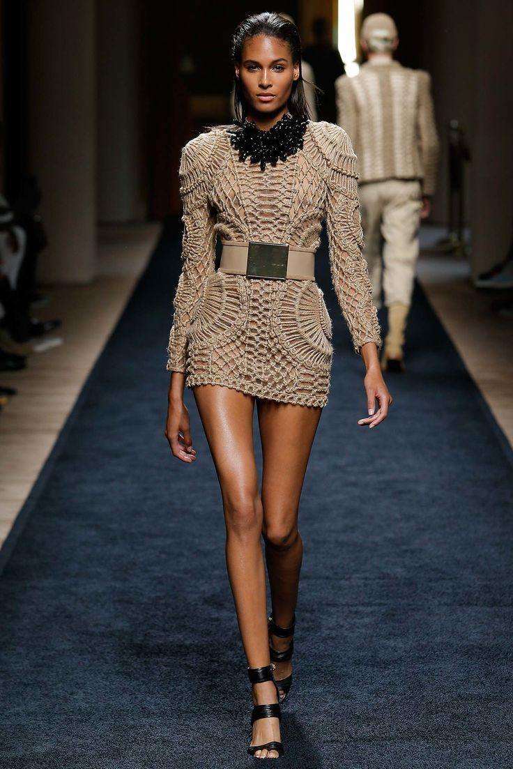 cool Balmain Spring 2016... by http://www.globalfashionista.xyz/high-fashion/balmain-spring-2016/