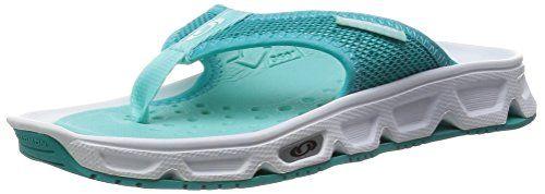 Salomon RX Break W White Teal Blue Blubble Blue 38.5 - http://on-line-kaufen.de/salomon/38-5-salomon-damen-rx-break-sport-outdoor-sandalen