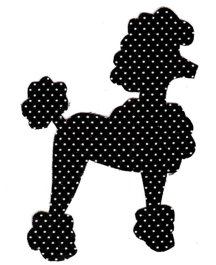 87 Best Poodle Skirt Images On Pinterest