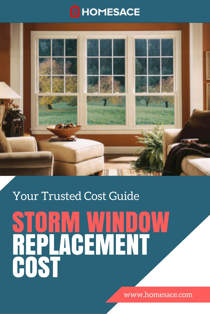 Are you in need of storm window replacement? Learn about the varying costs involved and the factors that influence them. Get FREE quotes from home improvement experts.Homesace.com provides you with all the storm window replacement tips, advice and costs you need to make your next window replacement project so much easier.