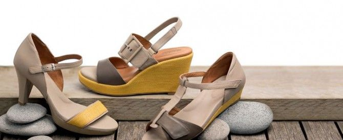 Style inspiration: comfy shoes!