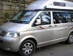 VW T5 Trident Campervan 2005 Used