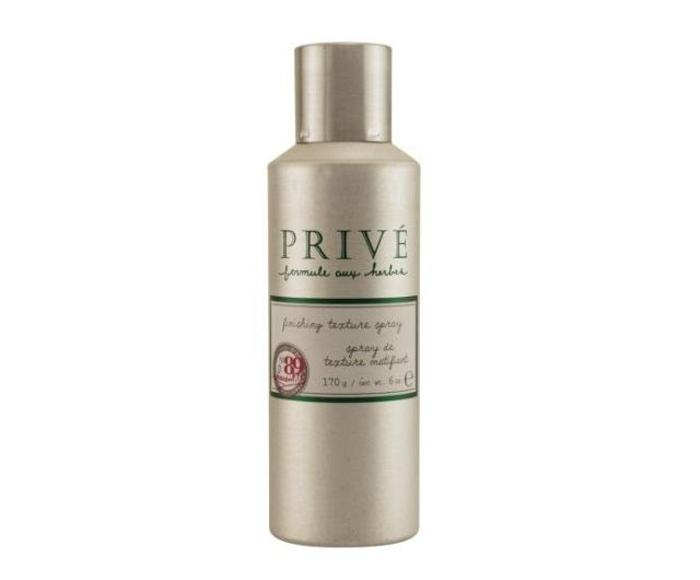 Flat Hair? I've Found the Best Products for Fine Hair: Best Texturizing Spray: Privé Finishing Texture Spray