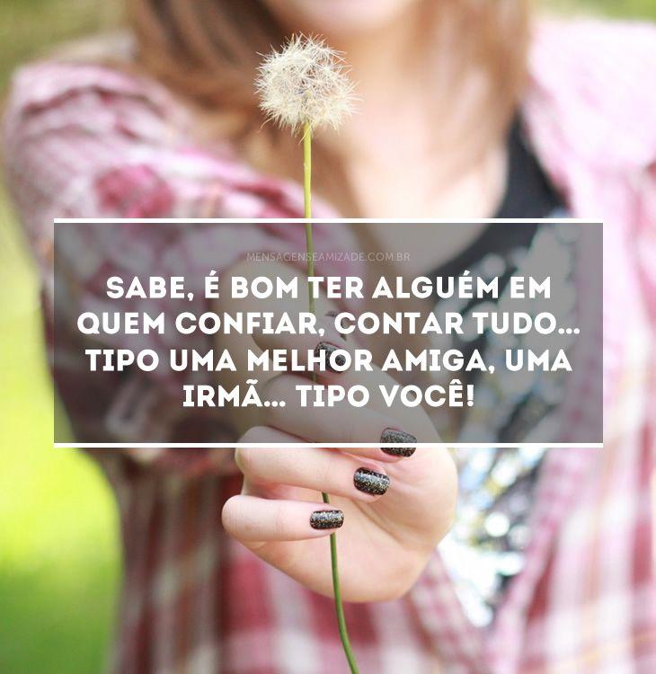 Tipo você. Leia a mensagem Tipo você no Mensagens & Amizade. O primeiro site de mensagens de amizade do Brasil.