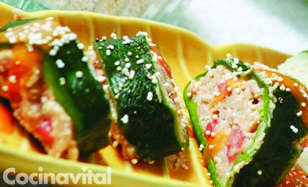 77 best images about plato fuerte on pinterest paella - Comidas vegetarianas ricas ...