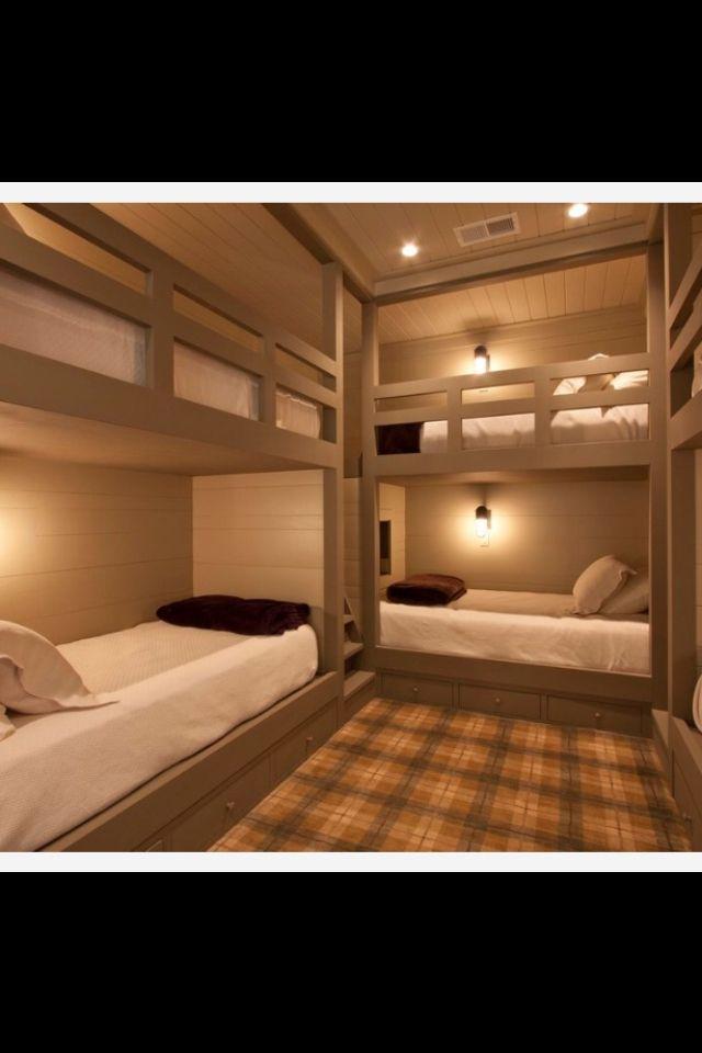 Bunk Bed / Lit Superpose / Chambre Enfant