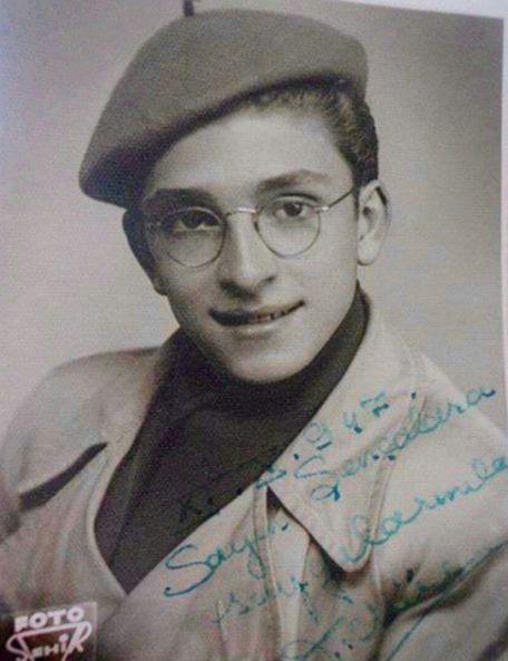 Zeki Müren, 1947