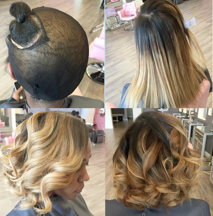 weave hair extensions styles 1002 best images about sew in hairstyles on 7585 | 143f96f70a9d3007319bf880cec63b51 a color curly bob