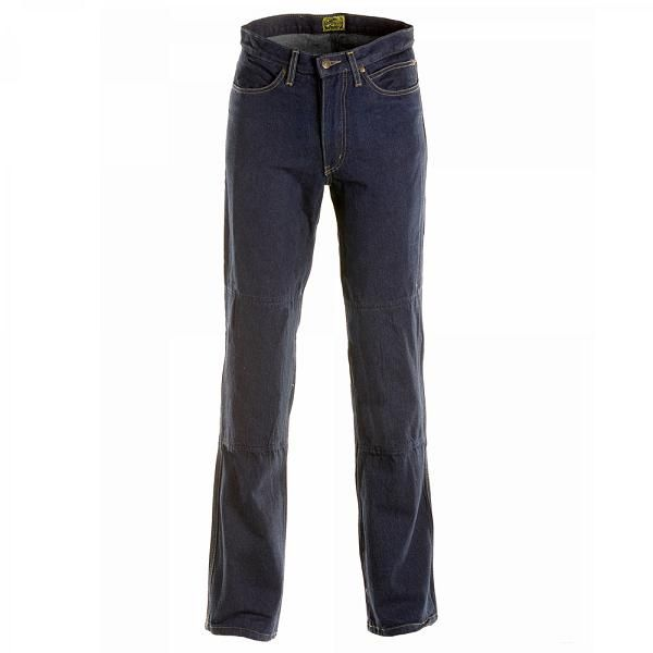 Draggin Classic Kevlar Motorcycle Jeans Blue, - playwellbikers.co.uk - http://playwellbikers.co.uk/trousers/draggin-classic-kevlar-motorcycle-jeans-blue/