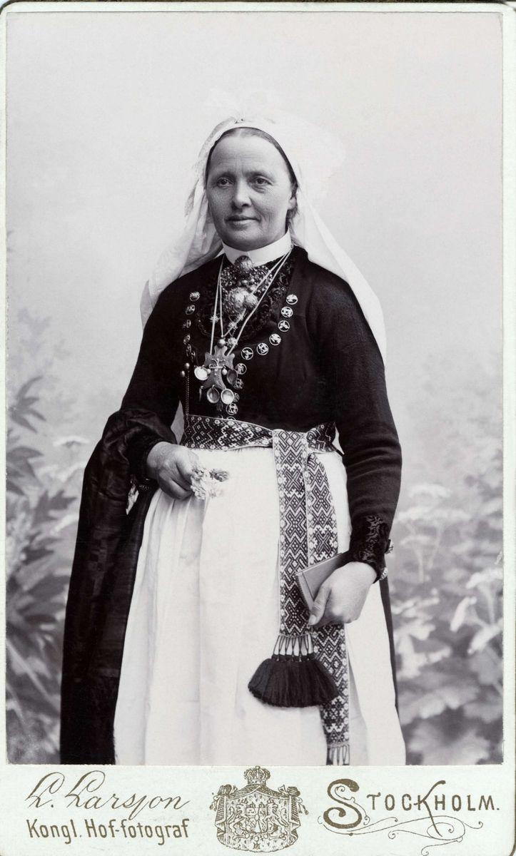 Mor Cilluf, 1900 - Tågarp