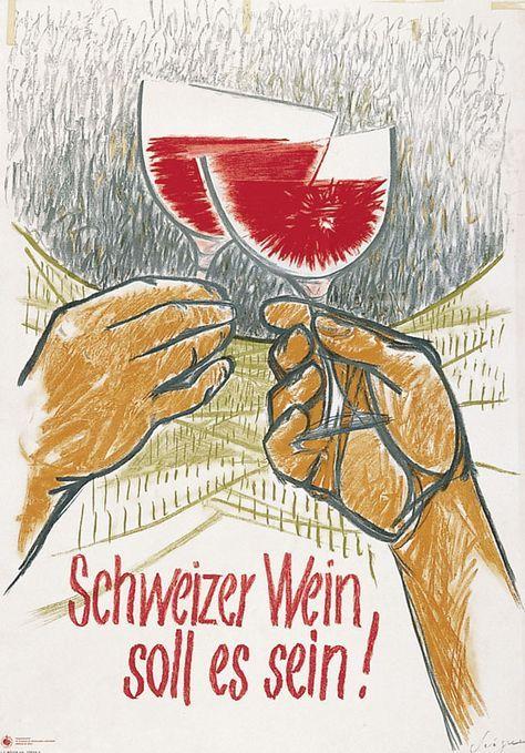 Schweizer Wein ~ Fritz Seigner