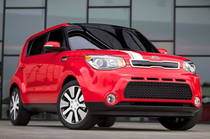 """Premium cabin materials, a quieter ride, and an extensive equipment list. See why the Kia Soul made @autotrader's list of """"Top 25 Cars Under $25,000: 2014 Edition"""" - http://www.autotrader.com/research/article/best-cars/228078/the-top-25-cars-under-25000-2014-edition.jsp"""