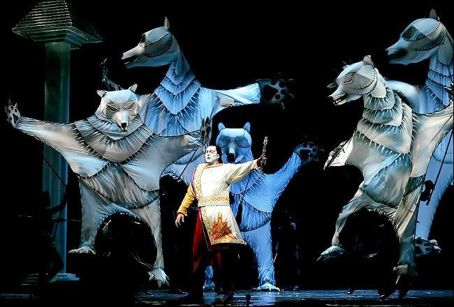 Julie Taymor, The Magic Flute