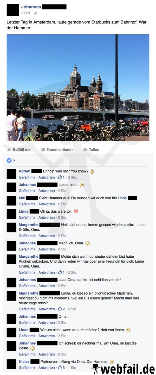 Facebook partnervermittlung