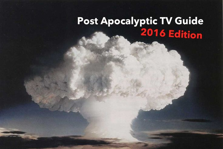 This is your ultimate guide to ALL the post-apocalyptic TV shows premiering this fall, along with a sneak peek of what's to come in 2017. Find out the premiere dates, channels, and times.