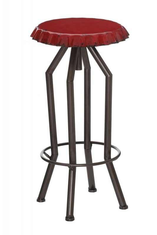 vintage metal bar stools with backs quirky bottle stool retro ireland sydney