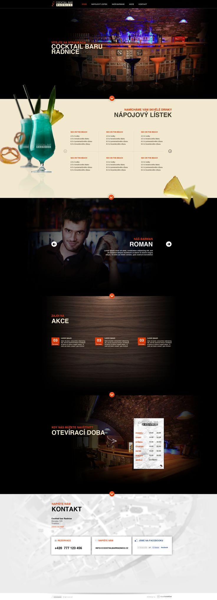 Cockatil bar by Visual-Creative