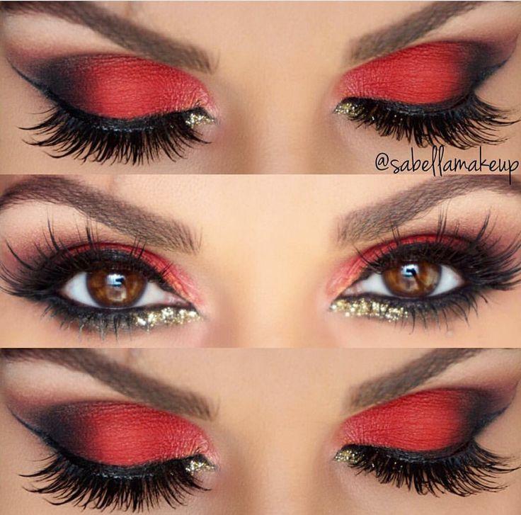 Eyes + makeup