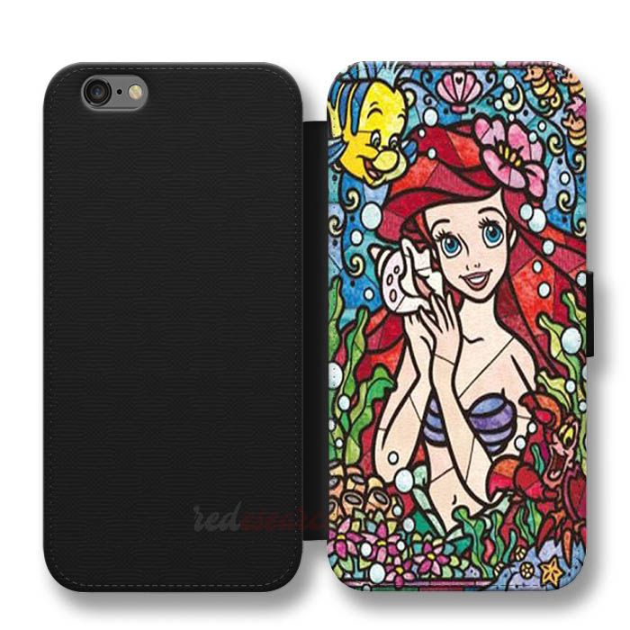 Like and Share if you want this  Buy Ariel & Eric Little Mermaid Cases for Wallet     Get it here ---> https://redesearch.com/product/cheap-ariel-eric-little-mermaid-cases-wallet-re1911rh/