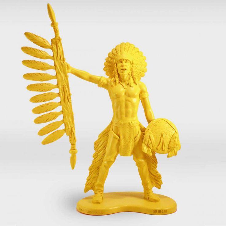 Bang Bang Kid - Yellow Indian