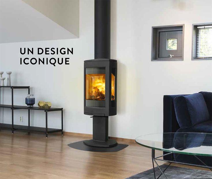 Oltre 1000 idee su Poele A Bois Fonte su Pinterest Installation poele a bois, Log bruciatore e  # Poele A Bois Nordique