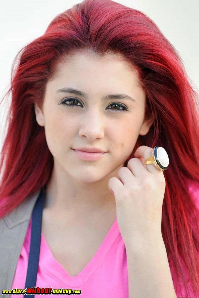 Ariana Grande Without Makeup Stuff I Like Pinterest