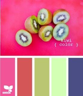 fresh color pallet- for background colors