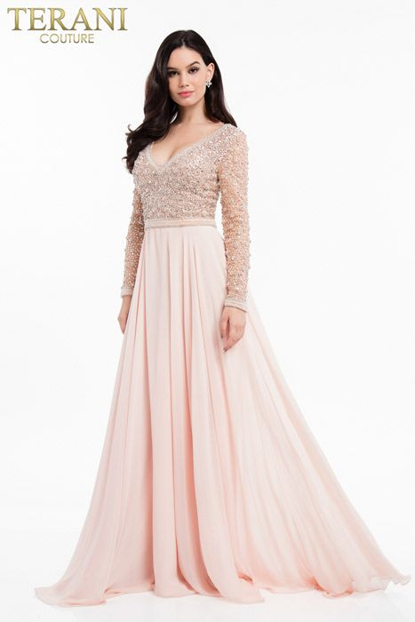 d009ecc92cd Terani Mother of the Bride 1821M7590 Terani Couture Mother of the Bride  Dress