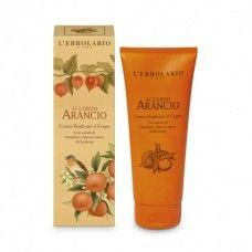 Accordo Arancio illatú testápoló krém Mandarin, keserű narancs és lampionvirág-kivonattal - Rendeld meg online! Parfüm és kozmetikum család a Lerbolario naturkozmetikumoktól