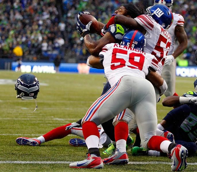 Marshawn Lynch : Must-see photos from NFL Week 10