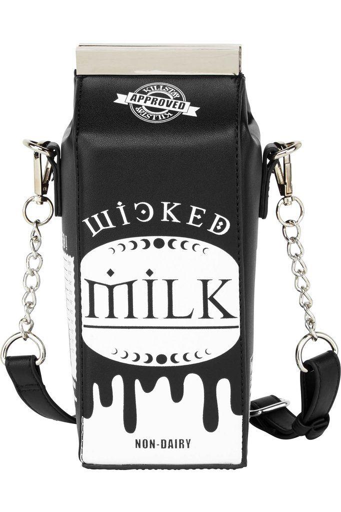 5ef1f99faa02 Wicked Milk Handbag  B