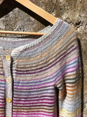 Mille Colori BabyRecently landed is a very underestimated new yarn, Lang's Mille Colori Baby. Unlike the other yarns in Lang's Mille Colori series, it is 100% merino wool, without any s…