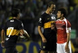 Toluca vs Boca Juniors En Vivo por Fox Sports fase de grupos Copa Libertadores 2013 juegan hoy Miércoles 17 de Abril a partir de las 17:45hrs Centro de México en el Estadio Nemesio Diez. Toluca, México.