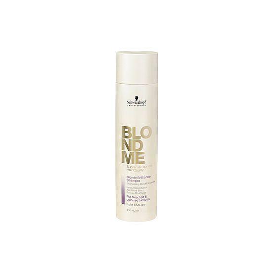Schwarzkopf Blond Me Blonde Brillance Shampoo Cool, $22.76