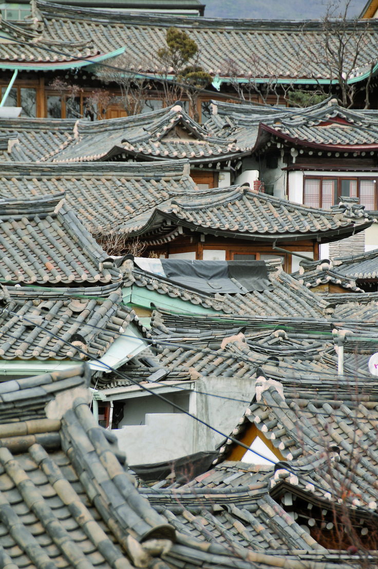 bukchon in seoul