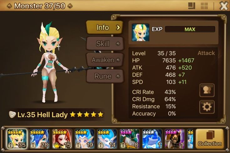 *OFFER* Summoners War Account Global ASIMA+Fire Paladin 680 Crystals Inside