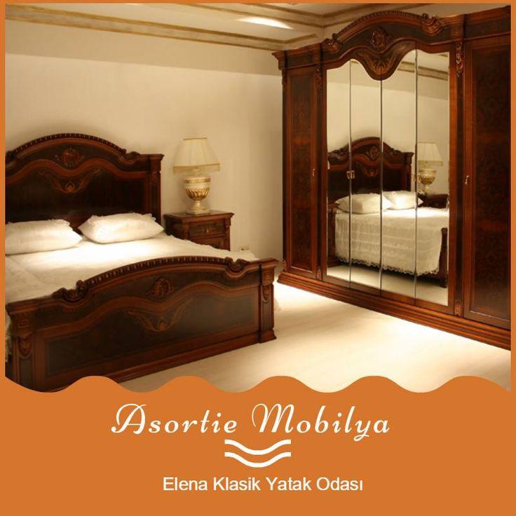 Herbir parçası ahşap ve el oymasından oluşan Elena Klasik Yatak Odası ile evinizi taçlandırın. @yatakodasi @classicbest