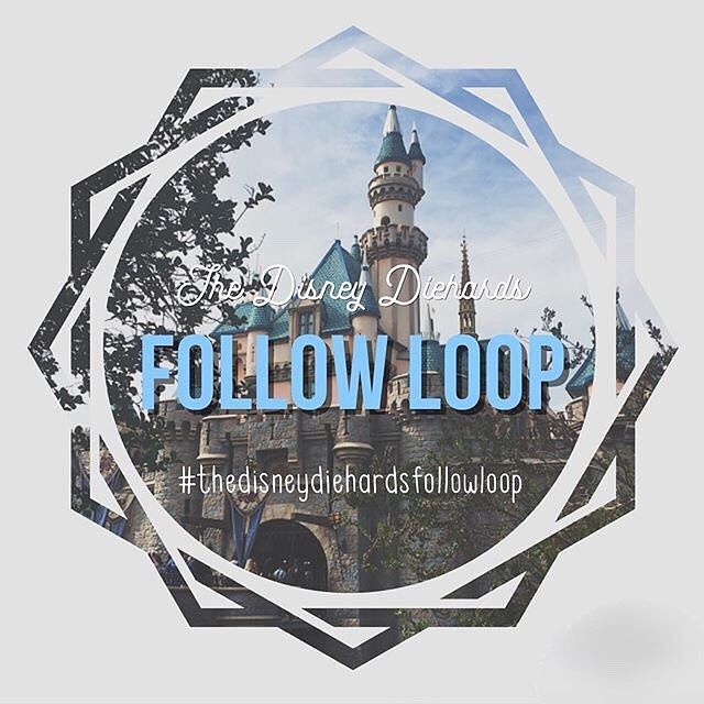 Why not help out fellow Disney fans?!? Want to support fellow Disney accounts AND gain more Disney lover followers!? Then join this OPEN FOLLOW LOOP    Follow me & like this photo   Comment   Click #thedisneydiehardsfollowloop  Go to the next photo and repeat!   We will follow you all back but please give us at least 24 hours to do so  If you unfollow we will unfollow  This is an open loop so feel free to repost and join in! Dont forget to include the instructions  : @thedisneydiehards…