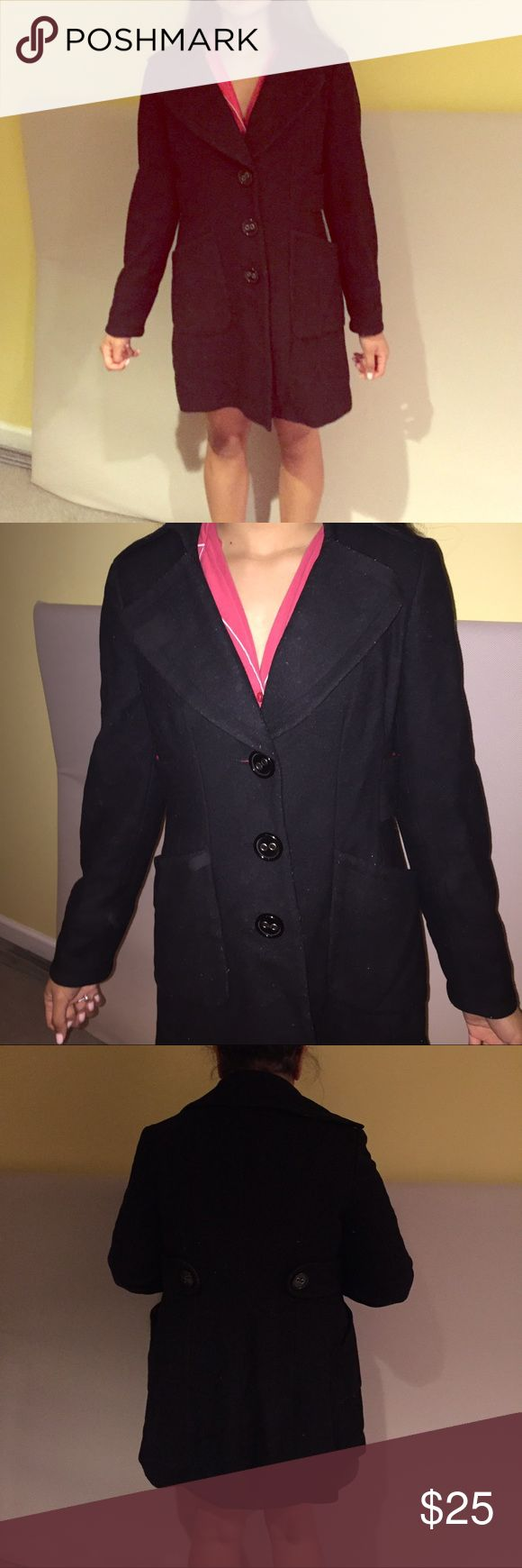 1000 Ideas About Black Pea Coats On Pinterest Pea Coat