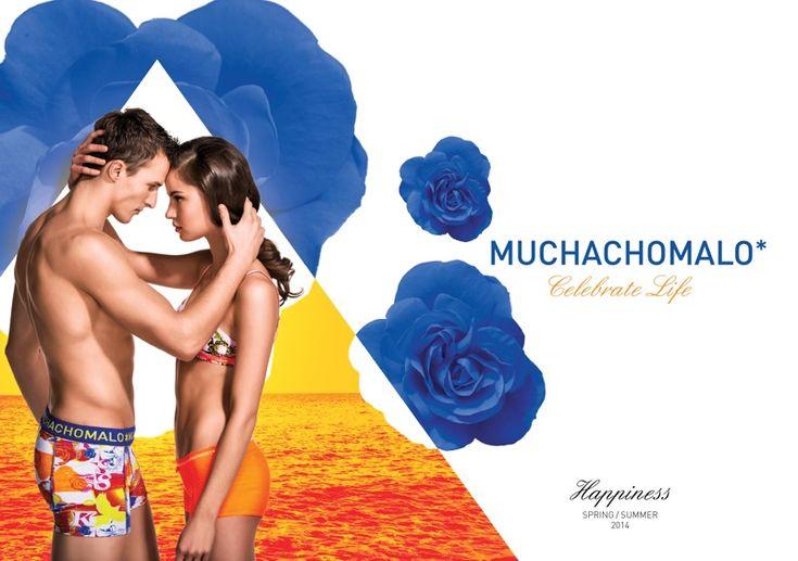 Dawid Schaffranke Model Underwear Muchachomalos terbaru Styles dalam gambar Kampanye Spring / Summer 2014 mereka muchachomalo foto kampanye pakaian 002