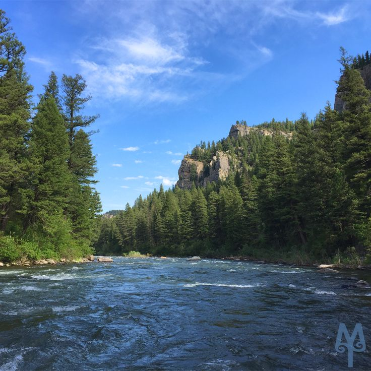Plan Your Fly Fishing Trip With A Free Gallatin River Photo Map…View a photo map of this Gallatin River destination by selecting Menu item 'G9' on the map.
