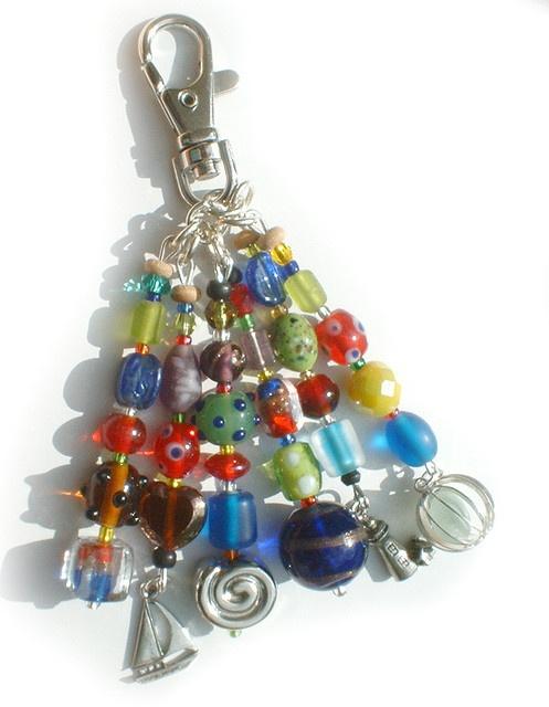 KEYCHAIN or purse jewelry