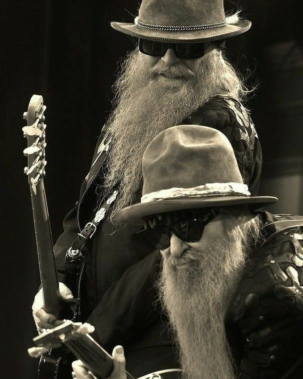 202 Likes 2 Comments Rocksupernova On Instagram Cause We Bad We Nationwide Dustyhill Billygibbons Zztop Hardr Zz Top Concert Rock Posters Hard Rock