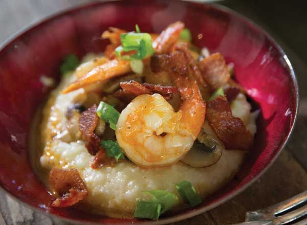 Shrimp and Grits from Publix Aprons