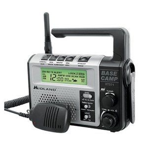 Two-Way Emergency Crank Radio. These are good in all situations. It's especially good when it comes to knowing the weather (a more technological way than the SAS Survival Handbook's methods).