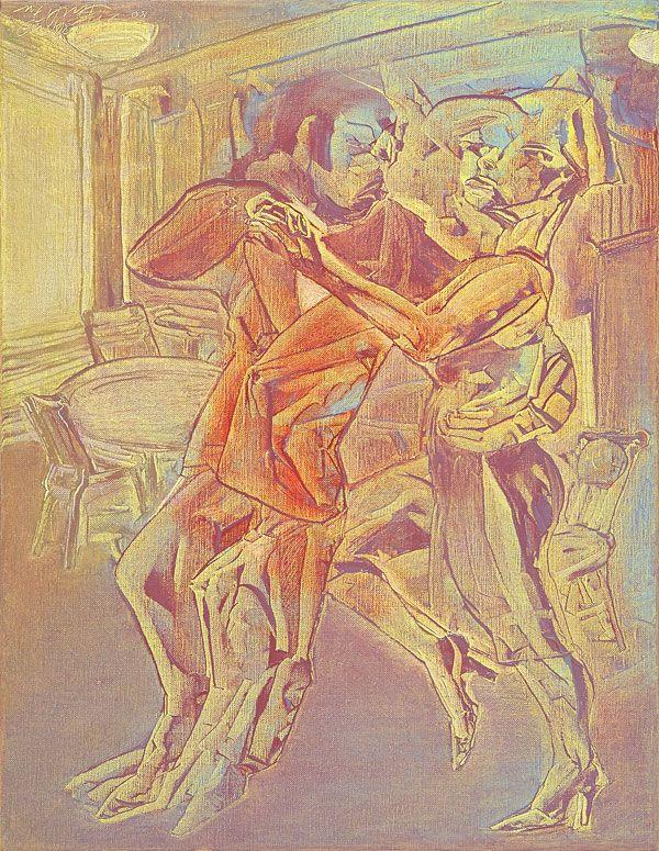 "Mehmet Guleryuz - ""Tango violet"""