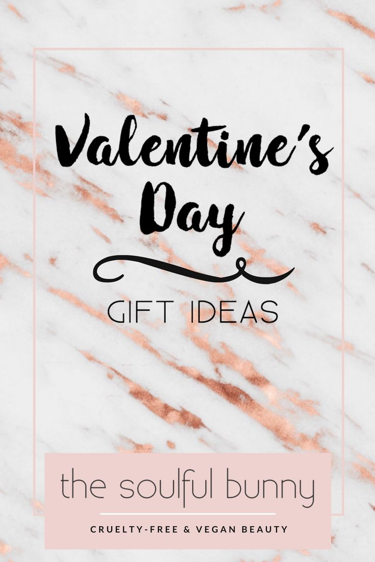 Need some Valentine's Day gift ideas? Check www.thesoulfulbunny.com for 10+ cruelty-free and vegan beauty gift ideas for Valentine's Day or Galentine's Day! #thesoulfulbunny #crueltyfreebeauty #crueltyfreemakeup #valentinesday #giftideas