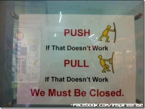 Troll Restaurant If stupidity had some limits then these guys would have been behind the & 13 best Funny Door Photos images on Pinterest   Funny pics Funny ...