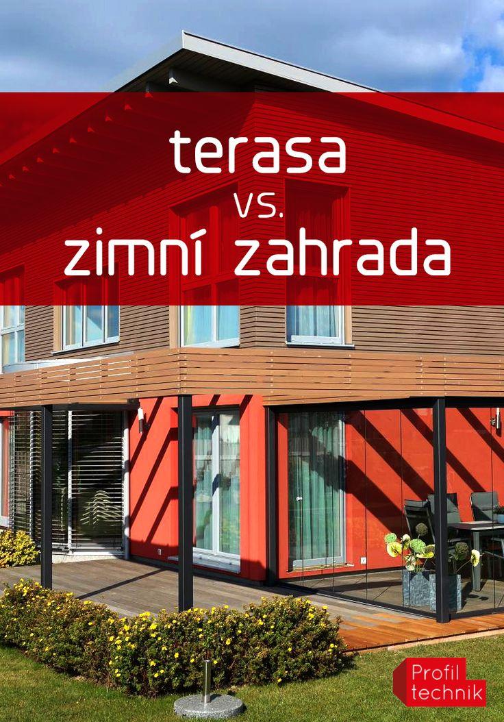 Víte, jaký je rozdíl mezi terasou a zimní zahradou? A jak je to s atypickou stavbou? A dveřmi? Přečtěte si o tom článek!