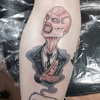 30 best vampire tattoos images on pinterest cool tattoos for Buffy angel tattoo